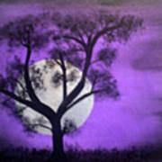 Bad Moon Art Print