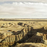 Badlands 2 Art Print