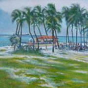 Bahama Beach  Art Print