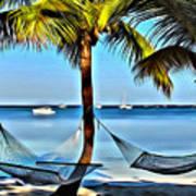 Bahamas Vacation Art Print