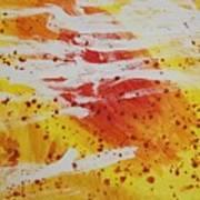 Bailando En El Sol Art Print