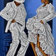 Baile De Figura Art Print