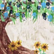 Bailey Family Tree Art Print