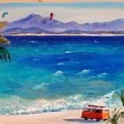 Baja Safari Art Print