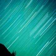 Baja Starry Night Art Print