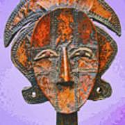 Bakota Reliquary Art Print