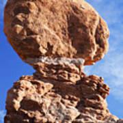 Balanced Rock 2 Art Print