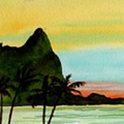 Bali Hi Kauai Art Print