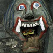 Bali Mask Art Print