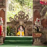 Bali Stage Art Print