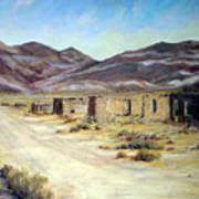 Ballarat California Art Print by Evelyne Boynton Grierson