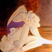 Ballerina04 - Acrylic Art Print
