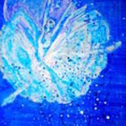 Ballerina05 - Acrylic Art Print