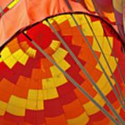Balloon Fantasy 30 Art Print