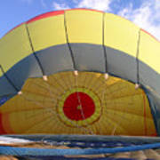 Balloon Inflation Print by Jim DeLillo
