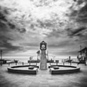 Baltic Sea Ruegen - Seaside Resort Binz Art Print