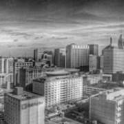 Baltimore Landscape - Bromo Seltzer Arts Tower Art Print