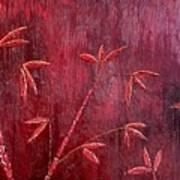 Bamboo Trees Art Print