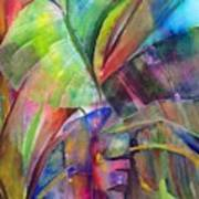 Banana Leaves IIi Art Print