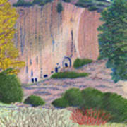 Bandelier 2004 Art Print