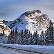Banff Icefields Parkway Art Print