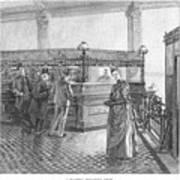 Banking, 19th Century Print by Granger
