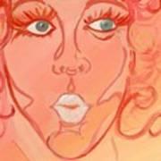 Barbara Art Print