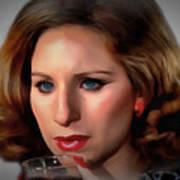 Barbara Streisand Collection - 1 Art Print