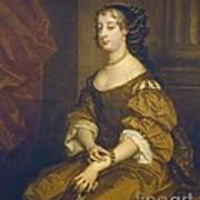 Barbara Villiers, Duchess Of Cleveland Art Print