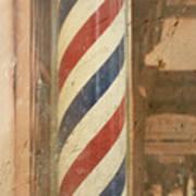 Barber Pole Art Print