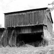 Barn In Kentucky No 79 Art Print
