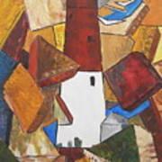 barnegat lighthouse I Art Print