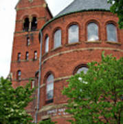 Barnes Hall Cornell University Ithaca New York 02 Art Print