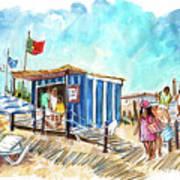 Barril Beach 05 Art Print