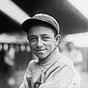 Baseball Mascot Eddie Bennett Art Print