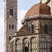 Basilica Di Santa Maria Del Fiore  Art Print