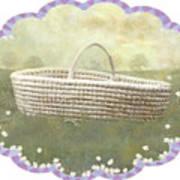 Basket Art Print