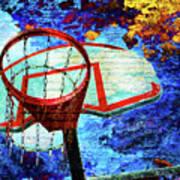 Basketball Dream Art Print