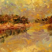 Bass River Art Print