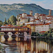 Bassano Del Grappa Art Print