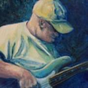 Bassman Blues Art Print