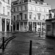 Bath Spa Art Print by Trevor Wintle