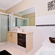 Bathroom And Bath Art Print