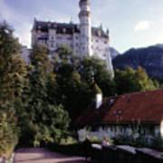 Bavarian Castle Art Print