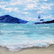 Bay Harbor Art Print