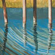 Bayland Reflections Art Print