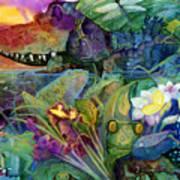 Bayou Magic Art Print