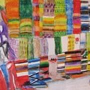 Bazaar Sabado - Gifted Art Print