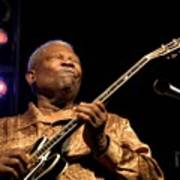 Bb King 2005 Art Print