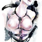 Bdsm Art Print